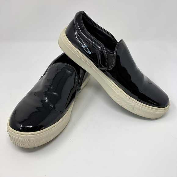 Patent Leather Sneakers Sz